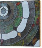 'seasons' Wood Print