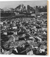 Seattle: Hooverville, 1933 Wood Print