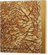 Seconds Away Sprint - Tile Wood Print