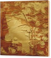 Secret - Tile Wood Print