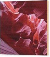 Secret Canyon 2 Wood Print