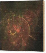 Secrets Of Kevington Wood Print