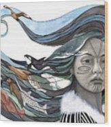 Sedna Wood Print