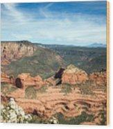 Sedona, Arizona Wood Print