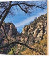 Sedona Arizona II Wood Print