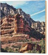 Sedona Arizona IIi Wood Print
