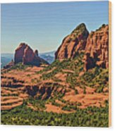 Sedona Misc 05-281p Wood Print