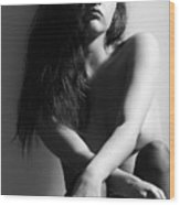 Seductress Imirage Magazine Canada Wood Print