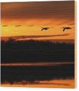 See Light Wood Print