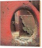 See The Rust Wood Print