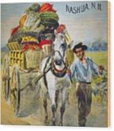 Seed Company Poster, C1880 Wood Print