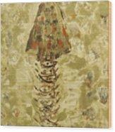 Seed Shaker II Wood Print