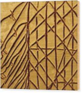 Seeking - Tile Wood Print