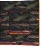 Seesee Wood Print