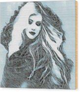 Selenium Blonde Wood Print