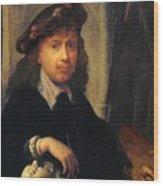 Self Portrait 1635 Wood Print