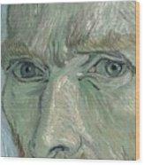 Self-portrait 2 Wood Print