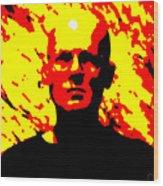 Self Portrait 2000 Wood Print