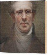 Self Portrait Wood Print by Rembrandt Peale