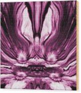 Self Reflection - Rose Wood Print