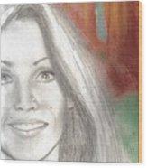Self Sketch 2005 Wood Print