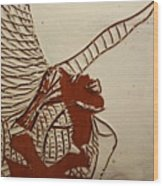 Selina - Tile Wood Print