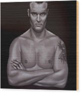 Semmy Schilt Wood Print