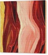 Sensual Wood Print