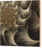Sensual Satin Wood Print