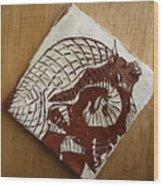 Sentinel - Tile Wood Print