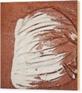 Sentry - Tile Wood Print