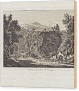 Sepolcro Di L. Cellio A Tivoli Wood Print