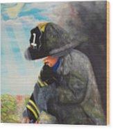 September 11th Wood Print