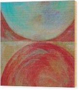 Ser.2 #02 Wood Print