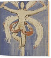 Seraphin Wood Print
