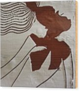 Serena - Tile Wood Print