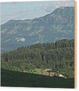 Beautiful Germany II Wood Print