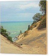 Serenity Path To The Lake Wood Print