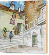 Serpa  Portugal 03 Bis Wood Print