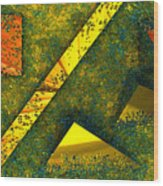 Setissimo 1 Wood Print