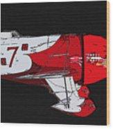 Seven Eleven Wood Print