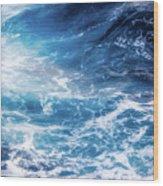 Seven Seas Wood Print