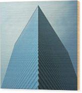 Seven World Trade Wood Print