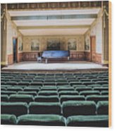 Severance Reinberger Chamber Hall 2 Wood Print
