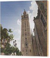 Sevilla Wood Print