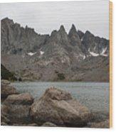 Shadow Lake Wood Print