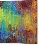 Shadows Of The Dream II Wood Print