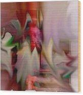 Shake Wood Print