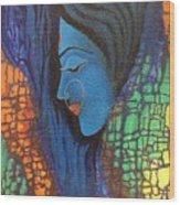 Shakti Wood Print