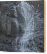 Shannon Falls_mg_--2 Wood Print